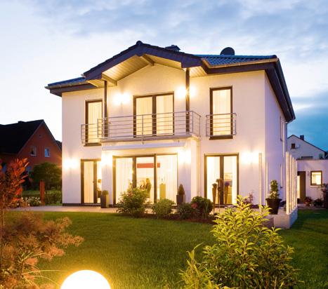 einfamilienhaus haustypen einfamilienhaus h k wohnbau. Black Bedroom Furniture Sets. Home Design Ideas